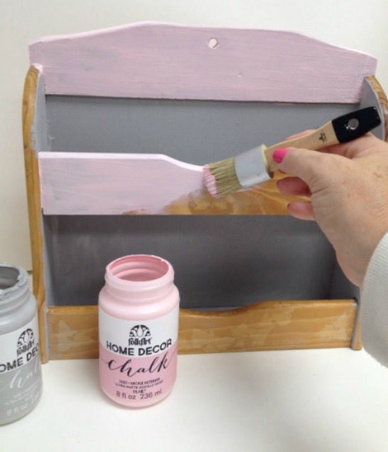 How To Use FolkArt Home Decor Chalk, FolkArt Stencils And FolkArt Home Decor  White Wax! | Plaid Online