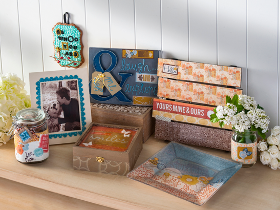 Mod Podge Projects for your Home