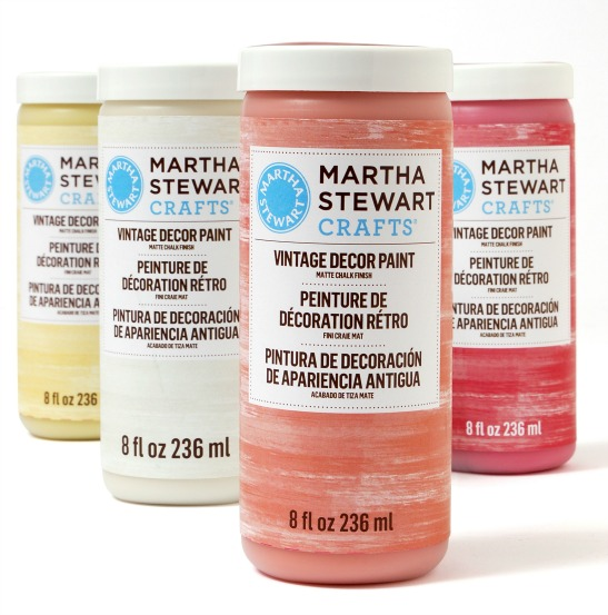 Cha 2015 introducing new craft trends plaid online for Martha stewart crafts spray paint kit