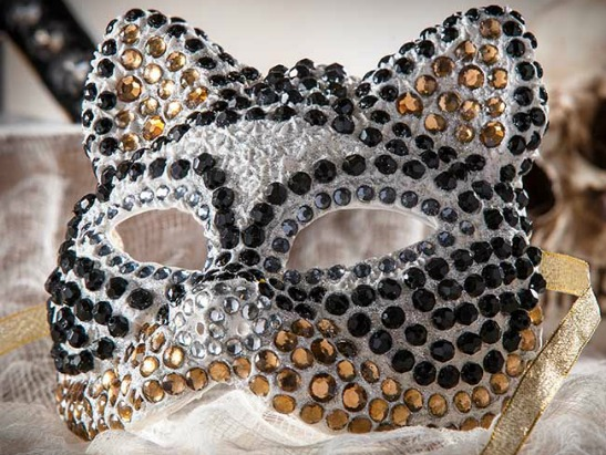 Magnificent DIY Mardi Gras Masks