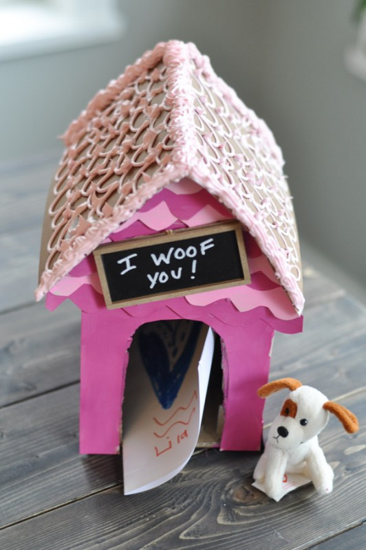 21 awesome ideas for valentine card boxes | plaid online, Ideas