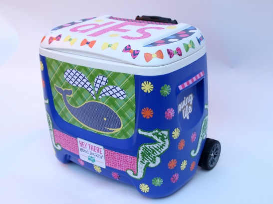 Learn How To Decorate A Cooler