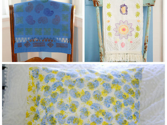 15+ Easy Gift, Fashion, and Decor DIY Projects with Fabric Creations
