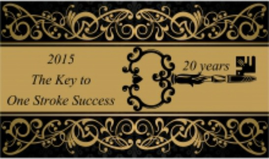 The Key to 20 Years of One Stroke Success!