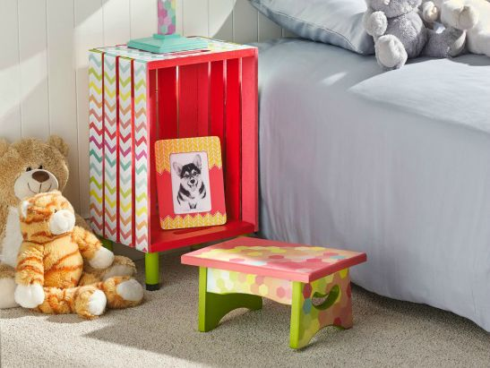 Kid's Room: DIY Budget Makeover