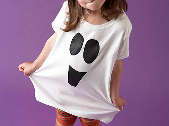 The 6 Easiest DIY T-Shirt Costumes for Kids