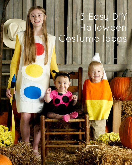 3 Last Minute Halloween Costume Ideas