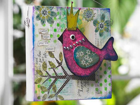 $200 Giveaway & Introducing FolkArt Mixed Media at Walmart!