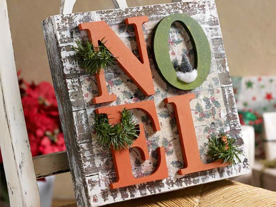 5 Mixed Media Ideas for Holiday and Gifting!