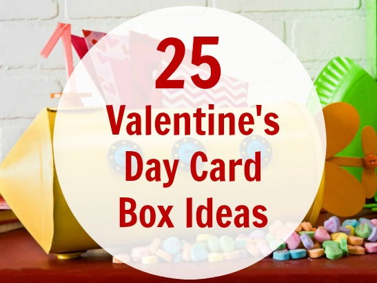 25 Valentine's Day Card Box Ideas for Kids