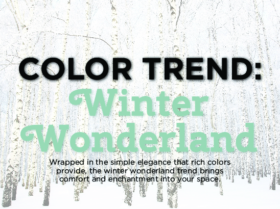 FolkArt Color Trend: Winter Wonderland