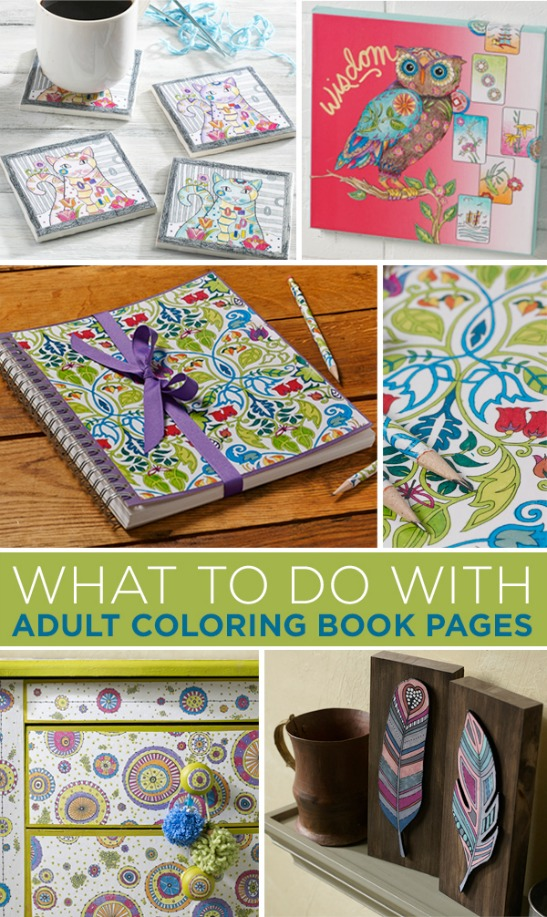Coloring For Adults 10 Tips To Make Those Pages Pop