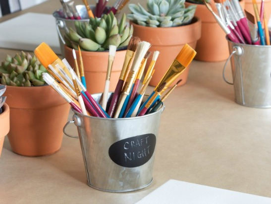 Make it Memorable: 8 Craft Party Project Ideas!