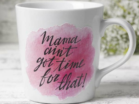 Free Printable: The DIY Coffee Mug Mom Every Mom NEEDS!