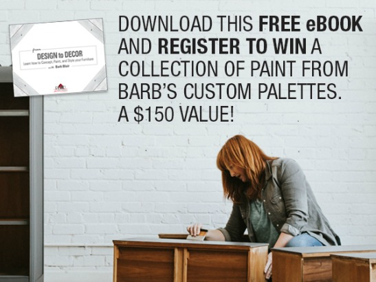 Enter to Win $150 of FolkArt Home Decor Chalk & Free eBook Download!