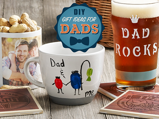Cheers, Dad: 6 DIY Gift Ideas To Make Him Smile!
