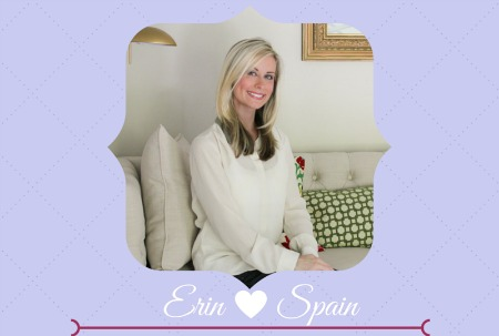 Meet the Plaid Creators: Erin Spain of ErinSpain.com