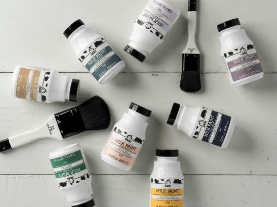 Enter to Win $150 of FolkArt Milk Paint!