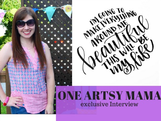Meet the Plaid Creators: Amy Latta of One Artsy Mama