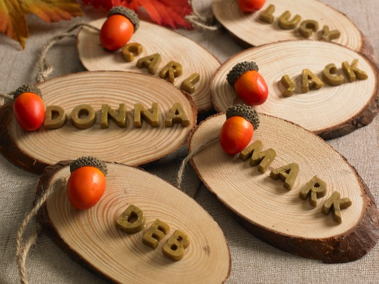 6 Budget Friendly Thanksgiving Tablescape DIY Ideas