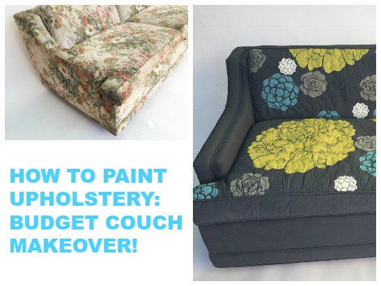 Can You Really Paint Upholstery? Learn How!