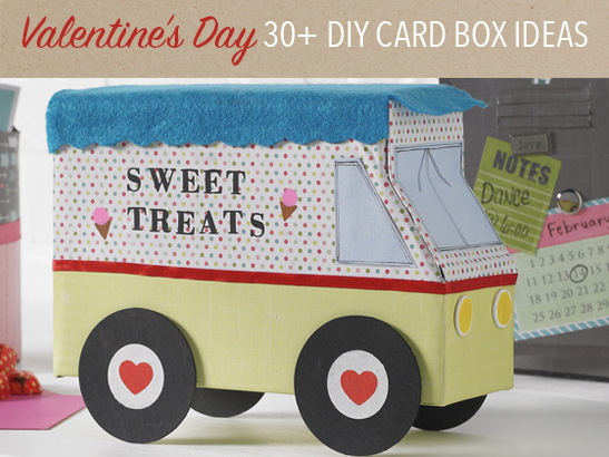 The 30 Cutest Valentine's Day Card Box Holder Ideas