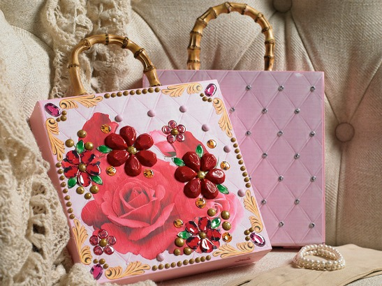 Free Printable Decoupage Papers: Vintage Rose Collection