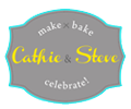 Cathie and  Steve Logo