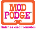 Mod Podge Decoupage Finishes and Formulas Logo