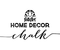 Home Decor Chalk Logo